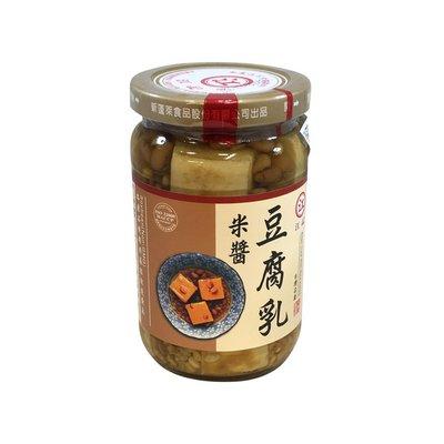 XPL Bean Curd With Rice Sauce
