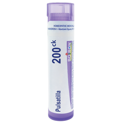 Boiron Pulsatilla 200CK, Homeopathic Medicine for Colds