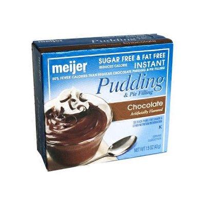 Meijer Sugar Free Chocolate Pudding & Pie Filling