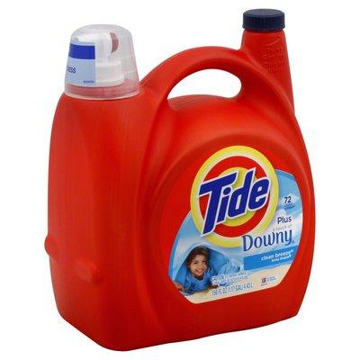 Tide Detergent, Clean Breeze