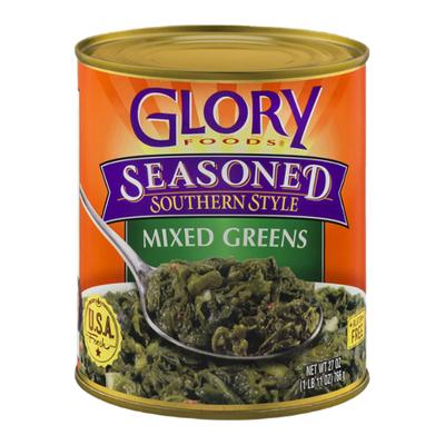Glory Foods Seasoned Southern Style Mixed Greens