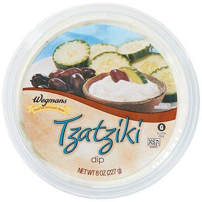Wegmans Tzatziki Dip