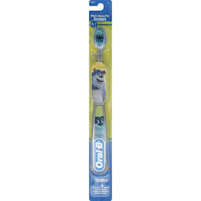 Oral-B Toothbrush, 3 (5-7 Years), S6, Disney High School Musical