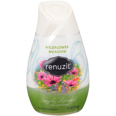 Renuzit Simply Refreshed Collection Wildflower Meadow Gel Air Freshener
