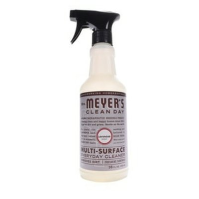 Mrs. Meyer's Clean Day Multi-Surface Everyday Cleaner Bottle, Lavender