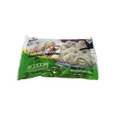 Watson Pork & Chive Dumplings