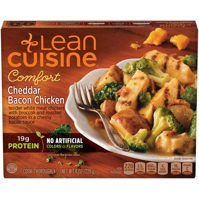 Stouffer's Lean Cuisine Comfort Cheddar Bacon Chicken