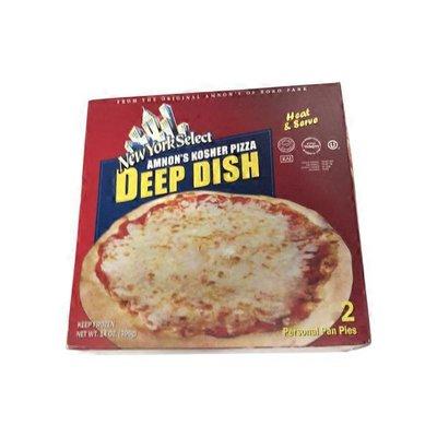 Amnon's Kosher Deep Dish Pizza