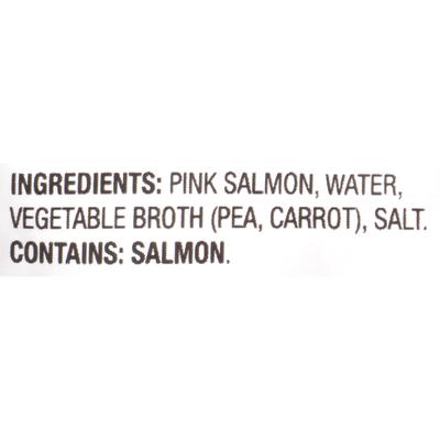 Bumble Bee Wild Caught Skinless & Boneless Pink Salmon