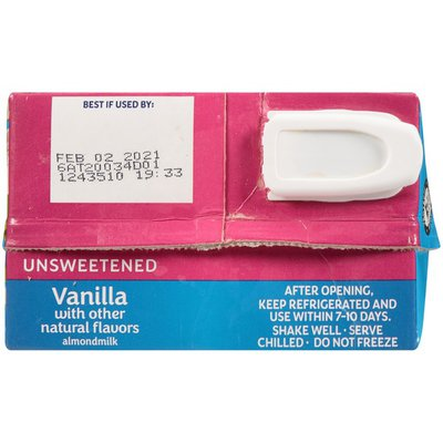 Almond Breeze Unsweetened Vanilla Almondmilk