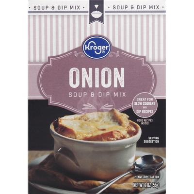 Kroger Soup & Dip Mix, Onion