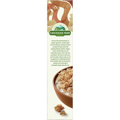 Cascadian Farm Organic Granola, Maple Brown Sugar Cereal
