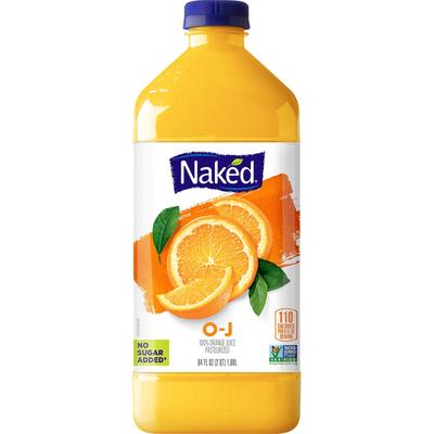 Naked Juice Pure Fruit Orange Juice
