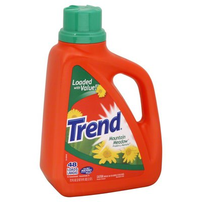 Trend Detergent, Mountain Meadow