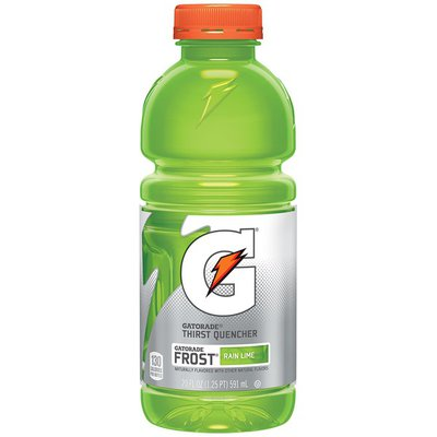 Gatorade G Series Frost Rain Lime Sports Drink