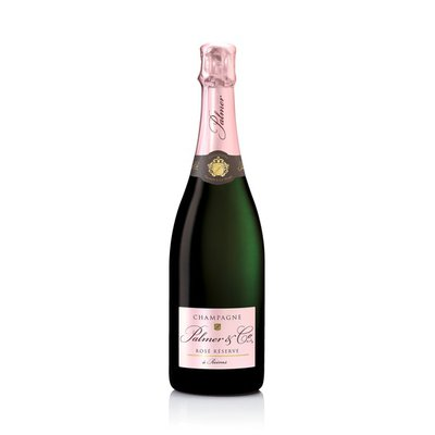 Palmer & Co Solera Rose French Sparkling Wine
