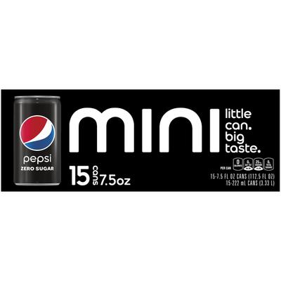 Pepsi Zero Sugar Cola Soda