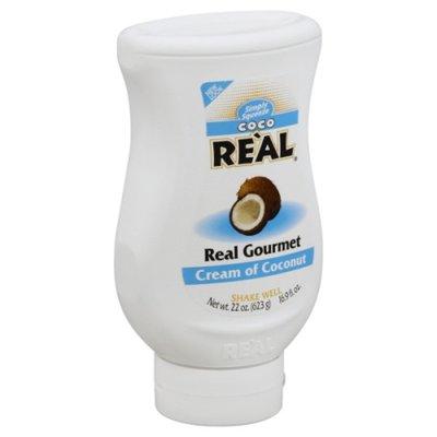 Coco Reàl Gourmet Cream of Coconut