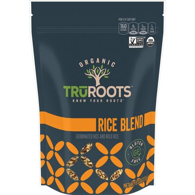truRoots Rice Trio, Sprouted, Organic