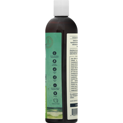 The Seaweed Bath Co. Body Wash, Hydrating, Cleansing, Eucalyptus & Peppermint