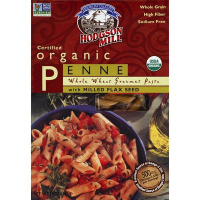 Hodgson Mill Penne, Organic, Whole Wheat