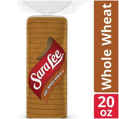 Sara Lee 100% Whole Wheat Bread