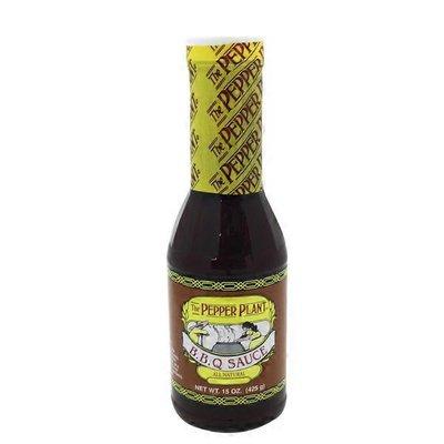 Pepper Plant B.b.q. Sauce
