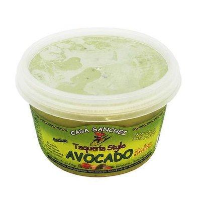 Casa Sanchez Taqueria Style Avocado Salsa