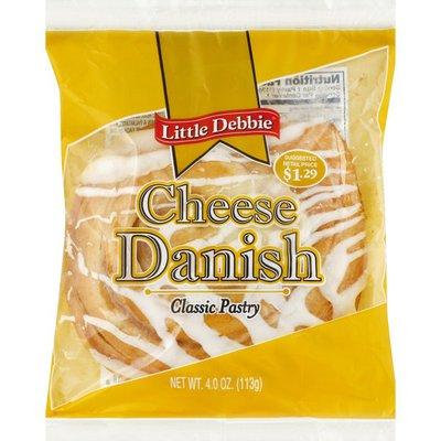 Little Debbie Danish, Cheese
