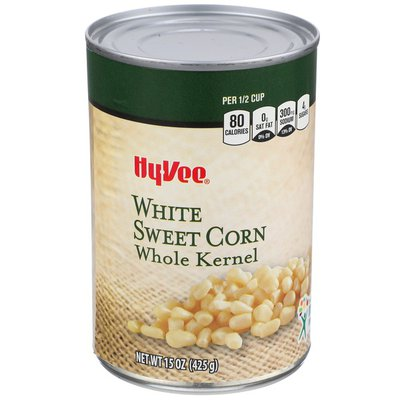 Hy-Vee White Sweet Corn