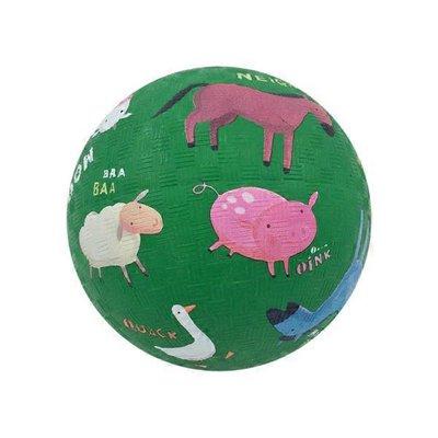 "Crocodile Creek 5"" Barnyard Playground Ball"