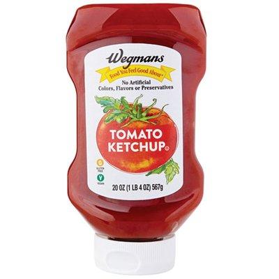 Wegmans Tomato Ketchup