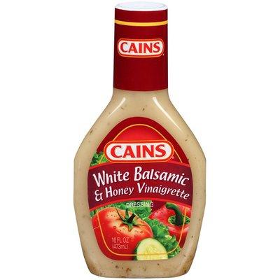 Cains White Balsamic & Honey Vinaigrette Dressing