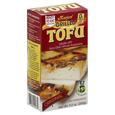 Marjon Tofu, Grilled, Original