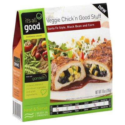 Its All Good Veggie Chick'n Good Stuff