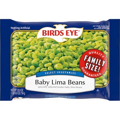 Birds Eye Baby Lima Beans