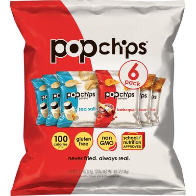 popchips Potato Variety Pack