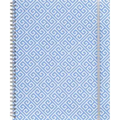 Studio C Notebook, 1-Subject, College Ruled, 80 Sheets