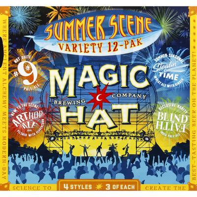 Magic Hat Seasonal Variety Pack