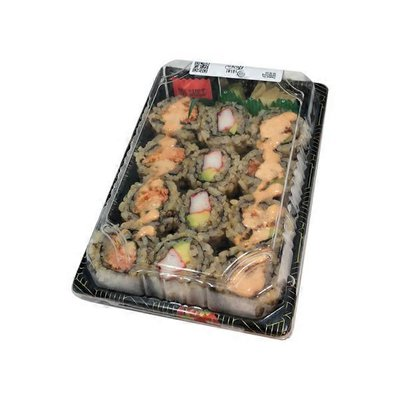 Brown Spicy Combo Roll Quinoa