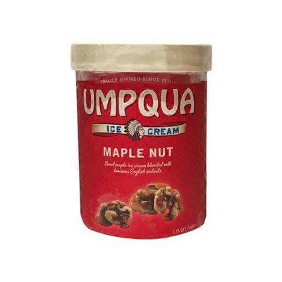 Umpqua Dairy Maple Nut Ice Cream