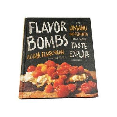 Houghton Mifflin Harcourt Flavor Bombs Hardcover Book
