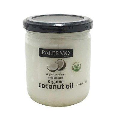 Palermo's Organic Cold Pressed Unrefined Virgin Coconut Oil