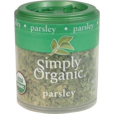 Simply Organic Certified Organic Parsley Leaf Flakes