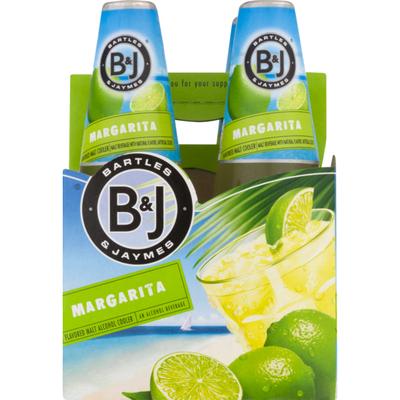 Bartles & Jaymes Malt Cooler Margarita