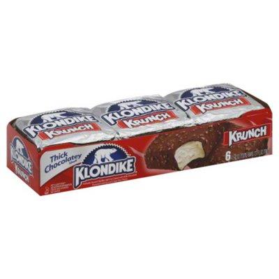 Klondike Ice Cream Bars, Krunch