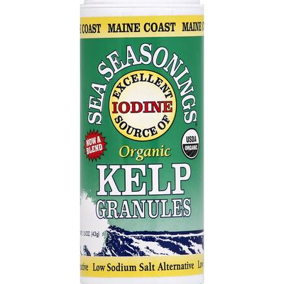 Maine Coast Kelp, Organic, Granules