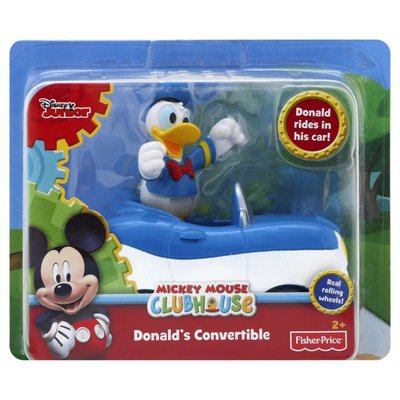 Fisher-Price Donald's Convertible