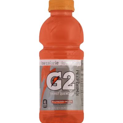 Gatorade Thirst Quencher, 02 Perform, Low Calorie, Raspberry Melon