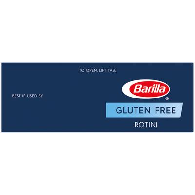 Barilla® Gluten Free Pasta Rotini